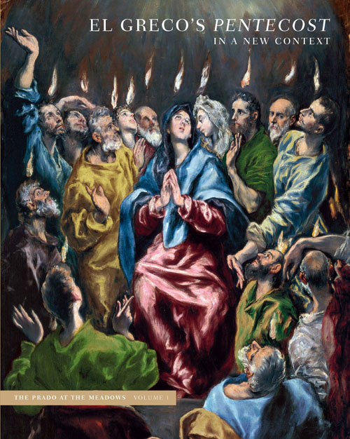 El Greco's Penecost from Meadows Museum