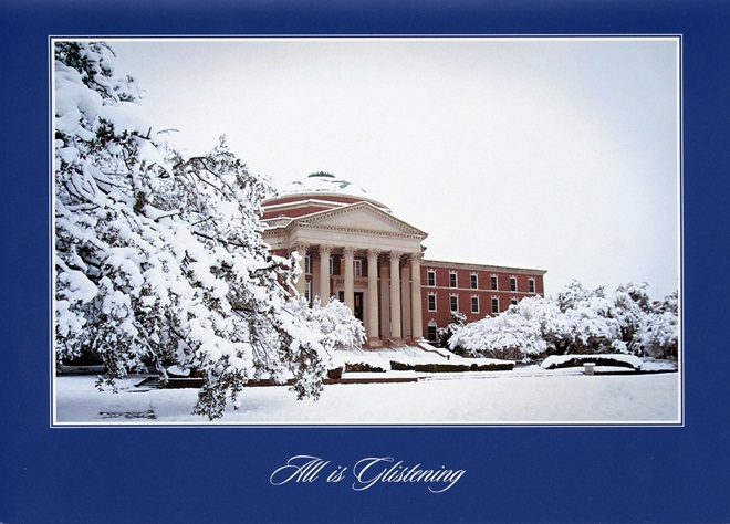 SMU Holiday Card 2010