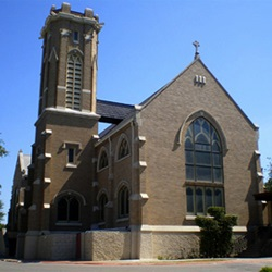 St Matthews Cathedral of Dallas