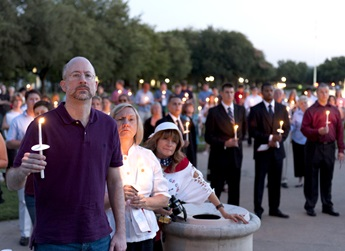 SMU commemorates 911