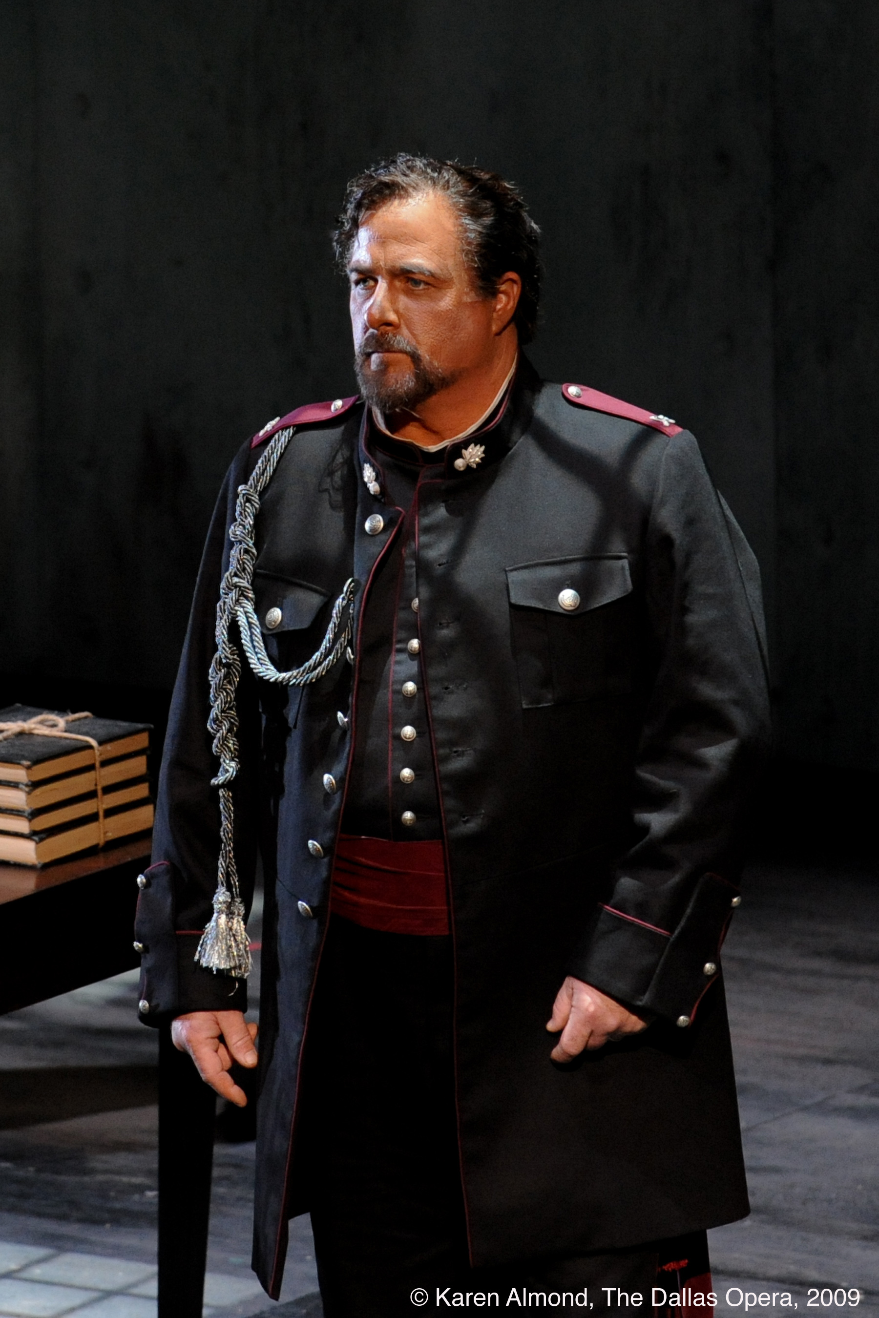 Clifton Forbis in Otello