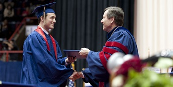 December 2011 Graduation at SMU