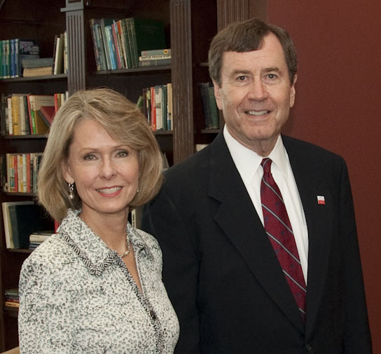 R. Gerald and Gail Turner