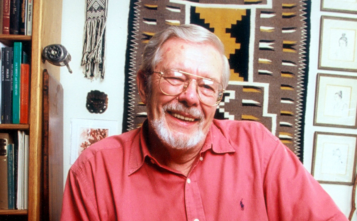 Lewis R. Binford, SMU Distinguished Professor of Anthropology, died April 11, 2011