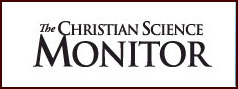 The Christian Science Monitor online logo