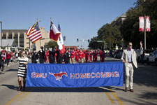 Scenes from SMU Homecoming 2012