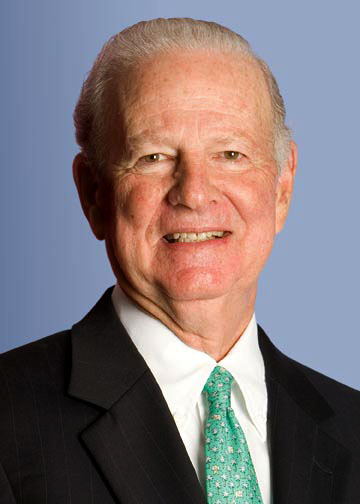Former U.S. Secretary of State James A. Baker III