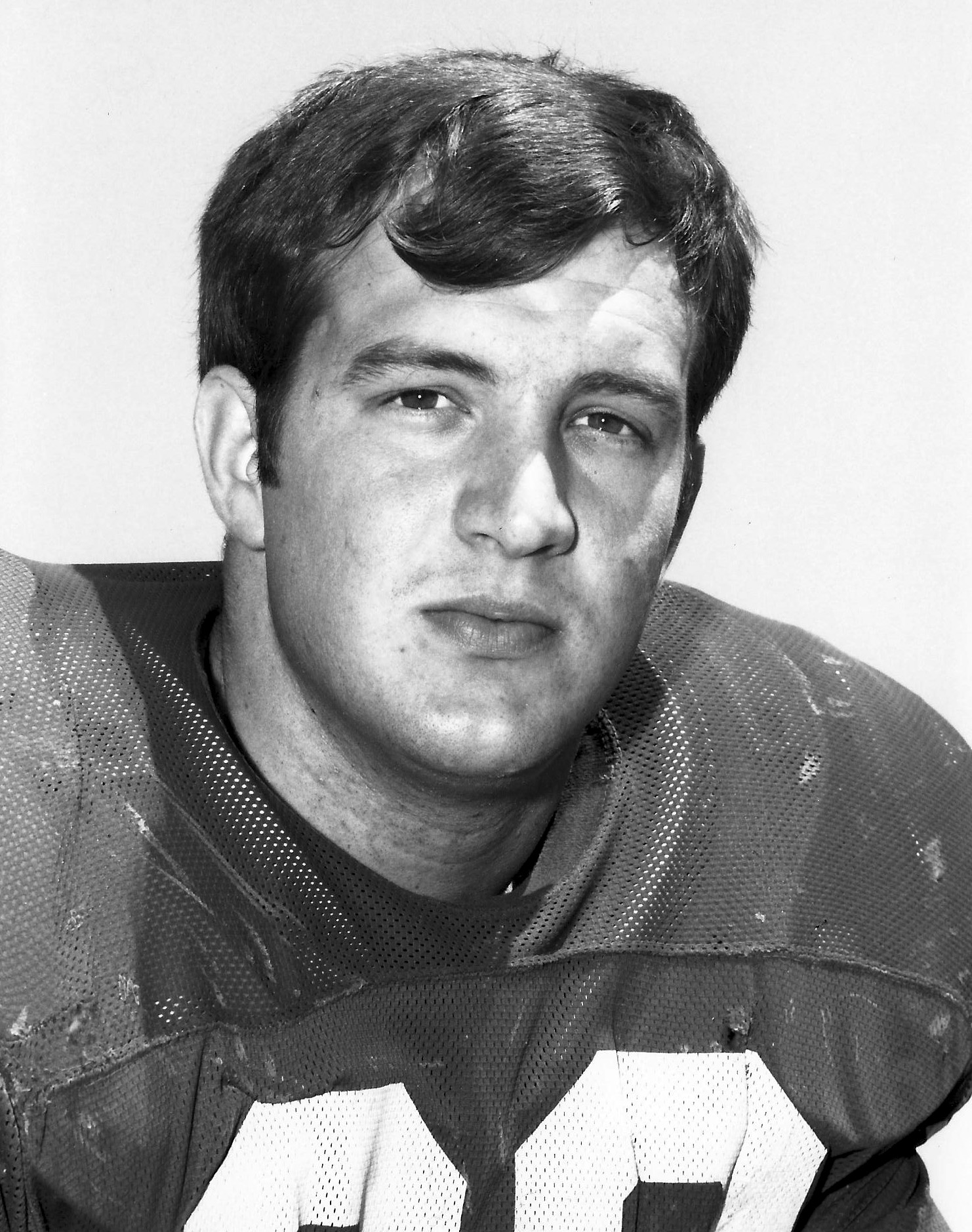 SMU alumnus Jim Johnston lettered in football  in 1966, 1968 and 1969