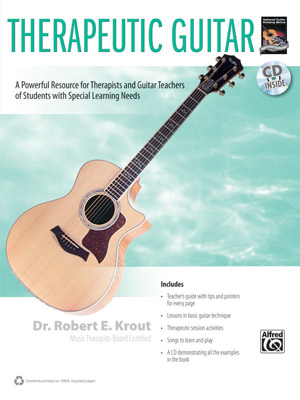 Therapeutic Guitar by Robert Krout