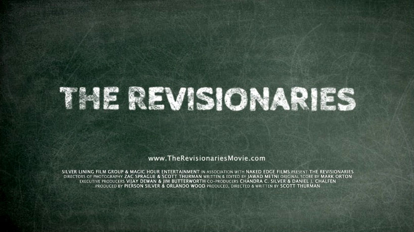 The Revisionaries featuring Ron Wetherington