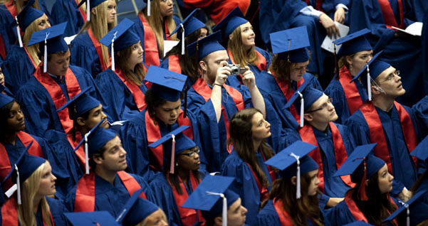 SMU Commencement