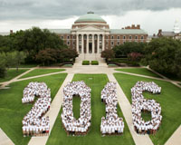 School Starts at SMU - Class Photo