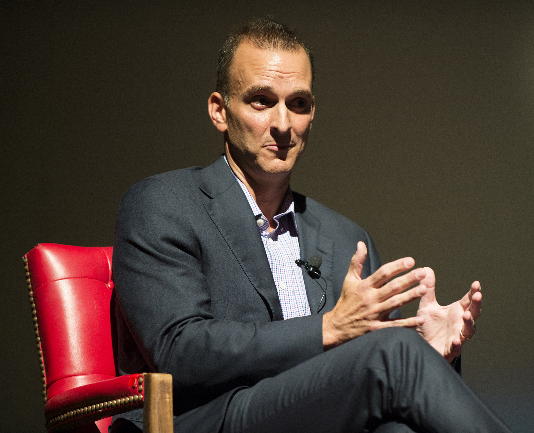 Travis Tygart at SMU