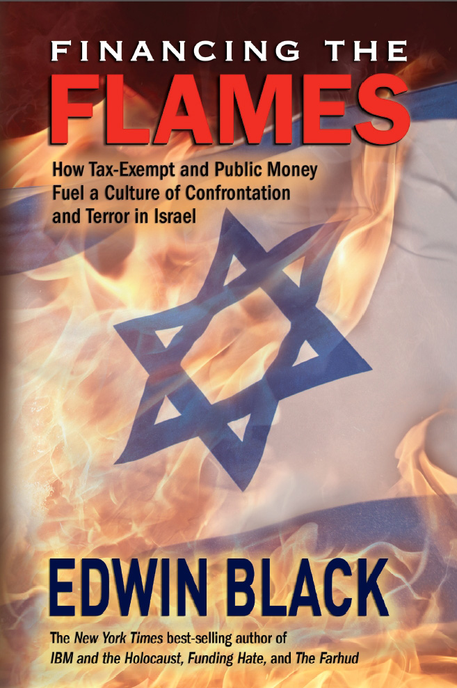 Financing the Flames by Edwin Black