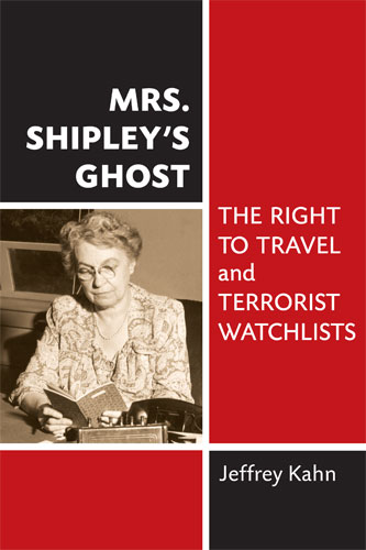Mrs. Shipley's Ghost by Jeff Kahn