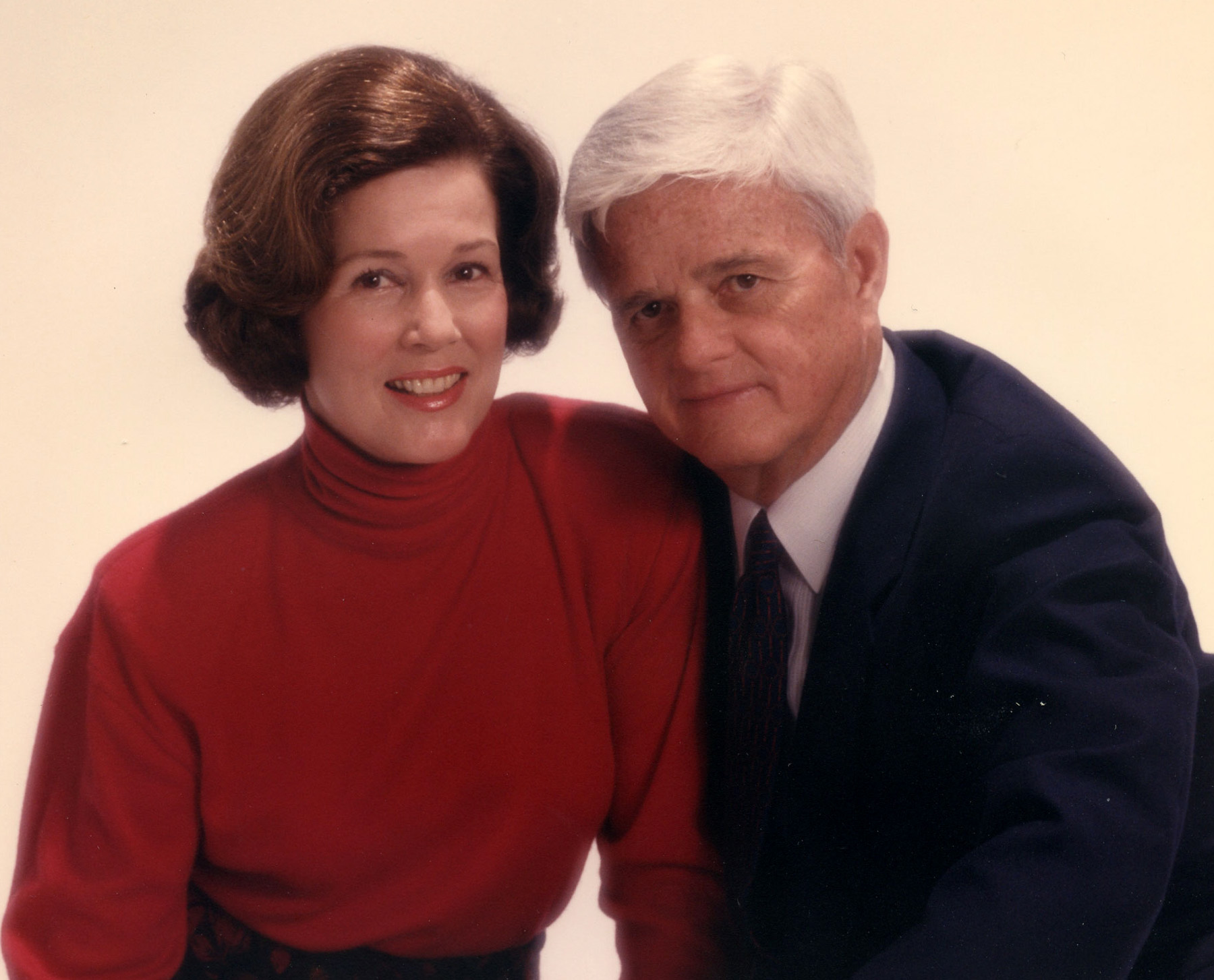 Dr. Bob and Jean Smith
