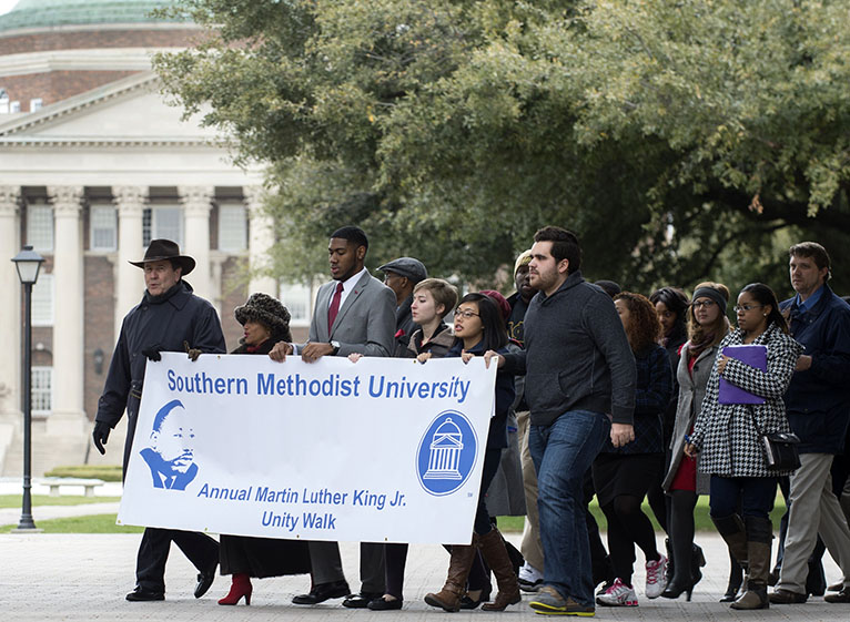Unity Walk 2014 at SMU