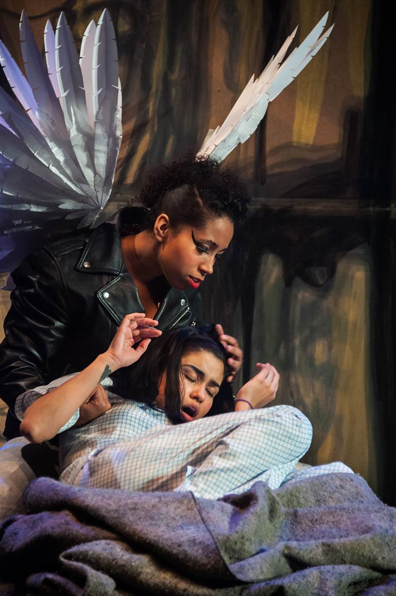 a literary analysis of marisol by jose rivera While jose rivera's play beautifully depicts the death of civilization, it tends to  wander and ends up dipping into convoluted waters.