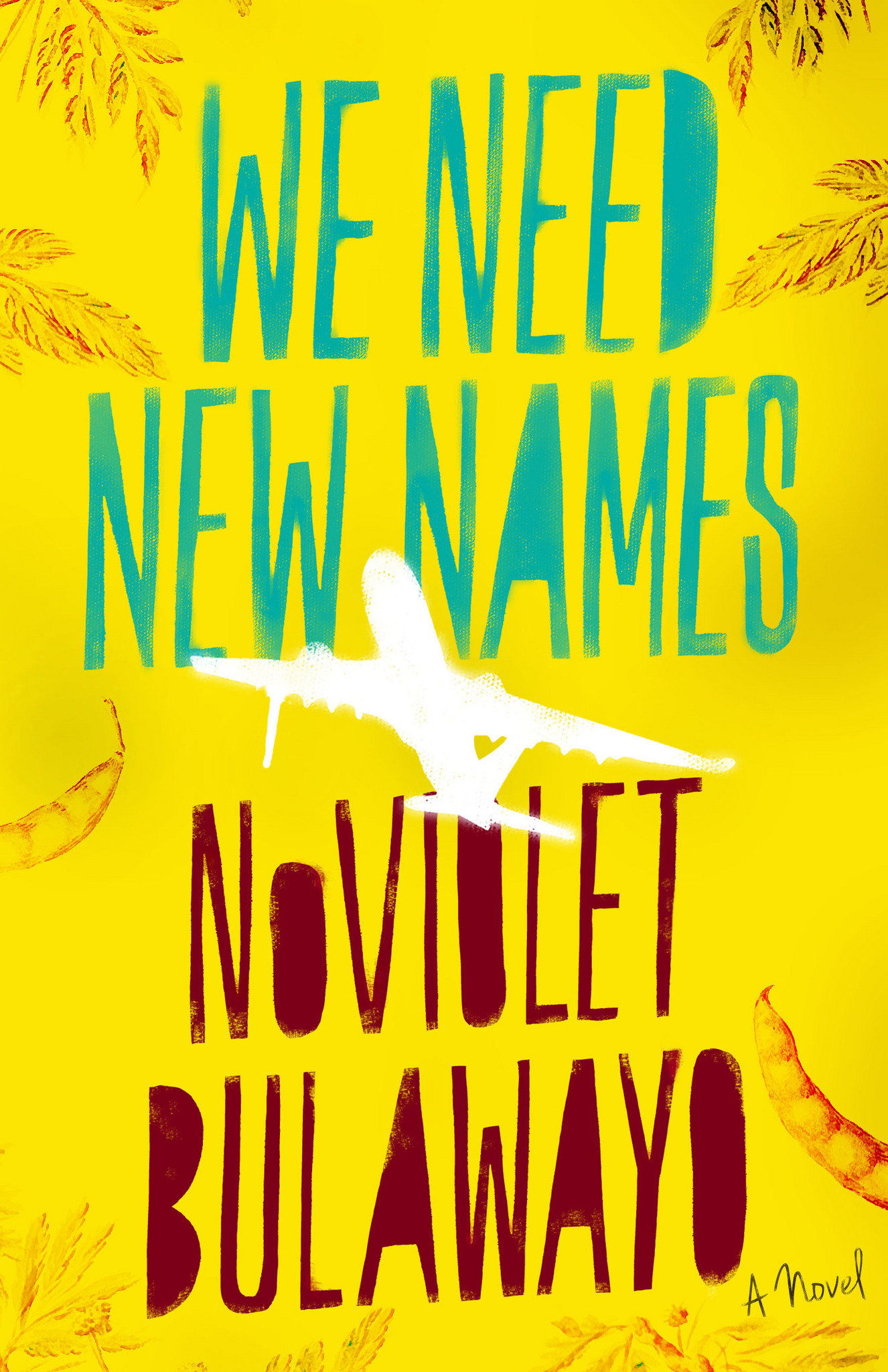 Cover for We Need New Names