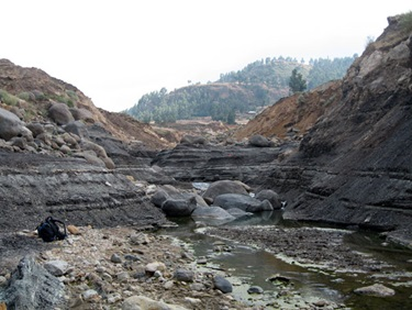 Mush Valley, seen here in 2010, was located in the Ethiopian highlands near the heart of the country.