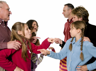 family conflicts Types of conflict by evaluating a conflict according to the five categories below -- relationship, data, interest, structural and value-- we can begin to determine.