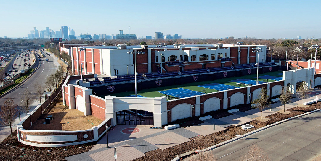 SMU Tennis Complex