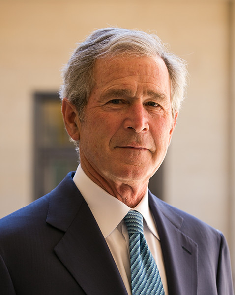 43rd u s president george w bush Our current president comes from a family of politicians george w bush was  born on july 6, 1946, in new haven conn he grew up in.