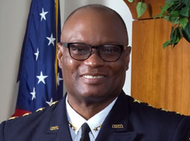 Dallas Police Chief David Brown