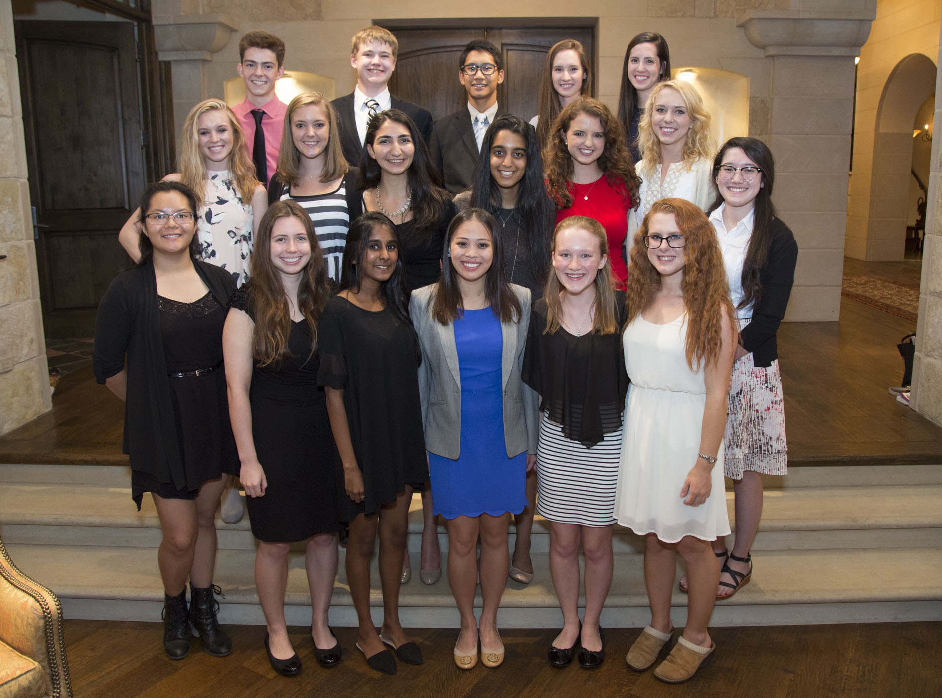 2016 Dedman Scholars at SMU