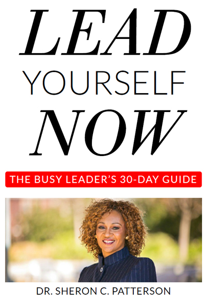 Lead Yourself Now: The Busy Leaders 30-day Guide to Personal Success