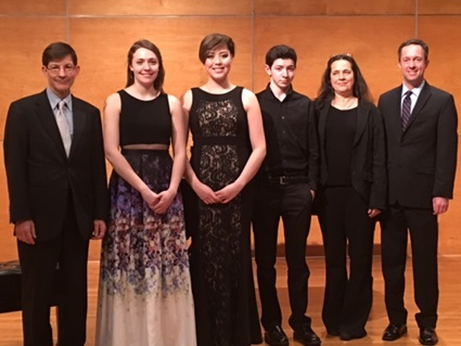 SMU violinist Eleanor Dunbar wins first prize at international