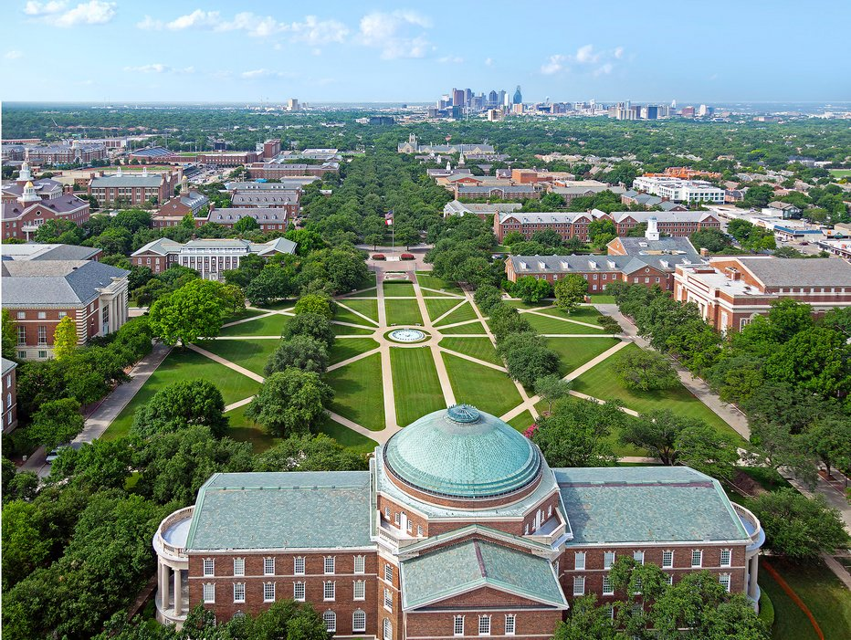 The 20 Most Beautiful College Campuses In America Smu