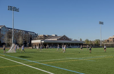 SMU Crum Lacrosse and Sports Field