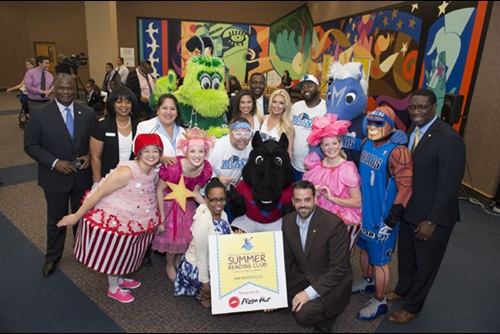 Dallas Mayor's Summer Reading Club