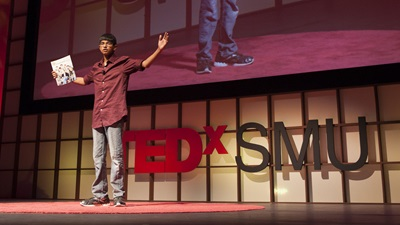 Amit Banerjee at TEDxSMU