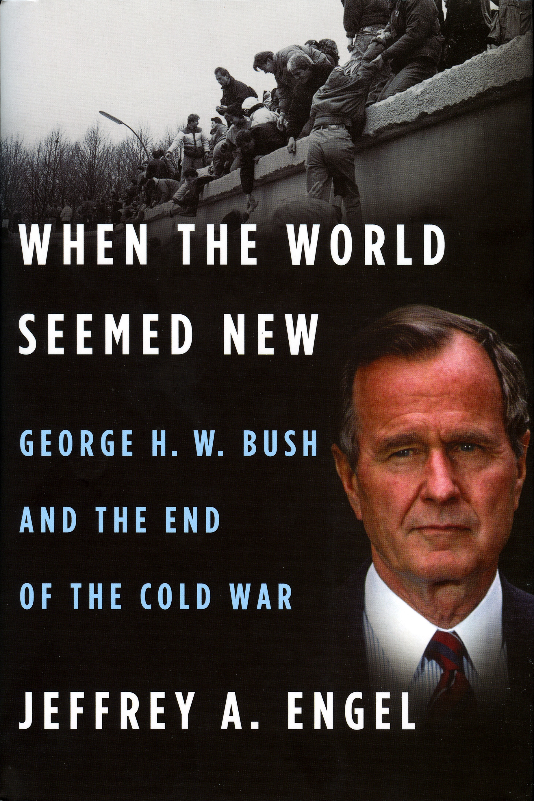 When the World Seemed New: George H.W. Bush and the End of the Cold War by Jeffrey Engel