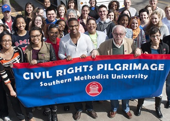 Prof. Dennis Simon on Civil Rights Pilgrimage