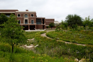 Bush Center at SMU