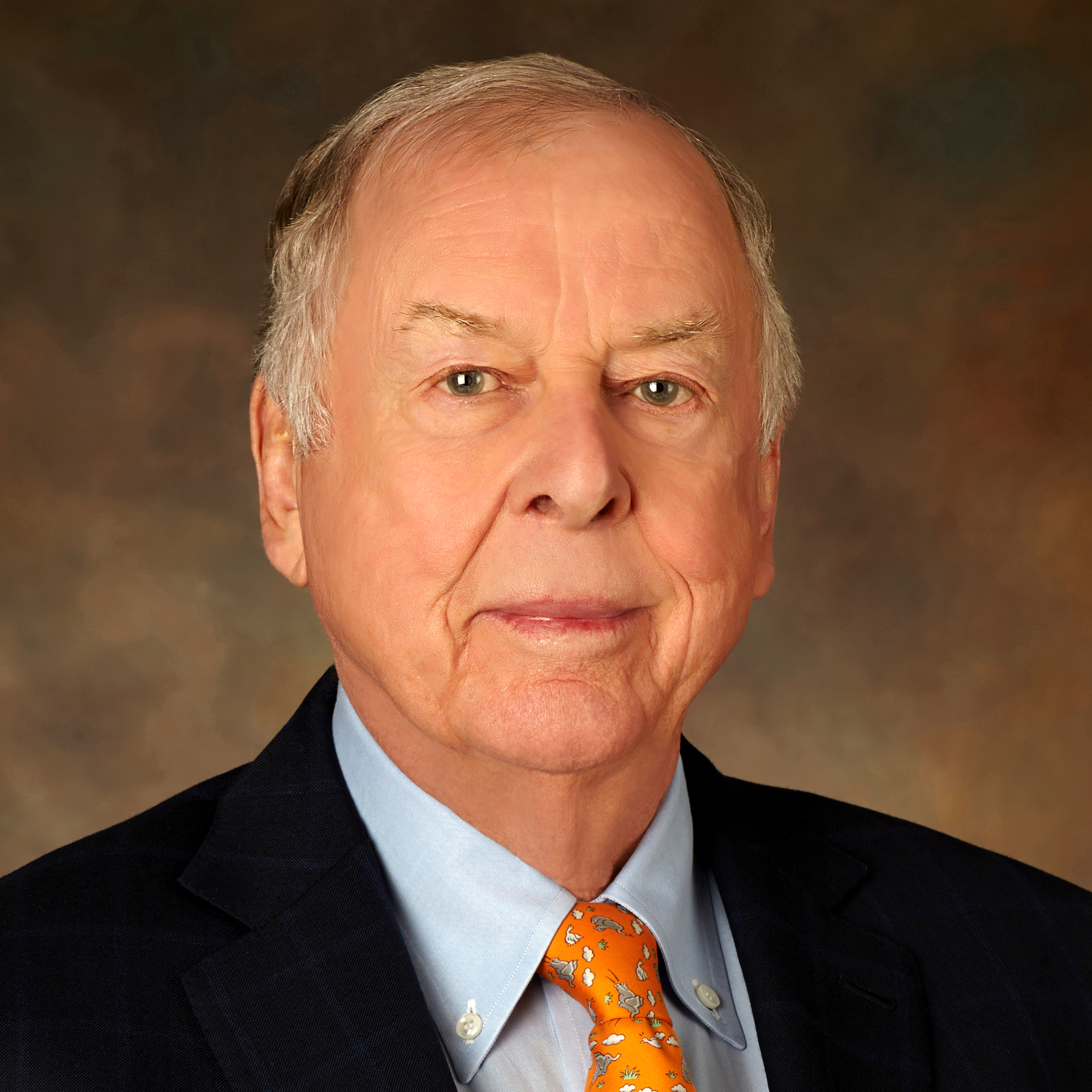 T. Boone Pickens, founder of Mesa Petroleum