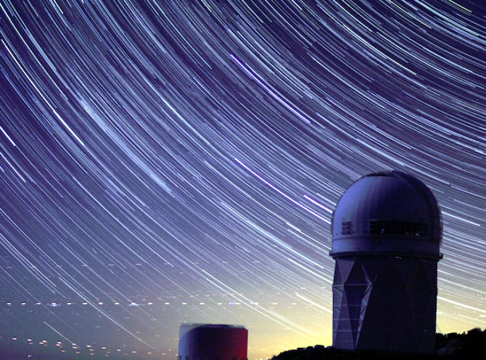 A new sky survey assignment for a 45-year-old telescope