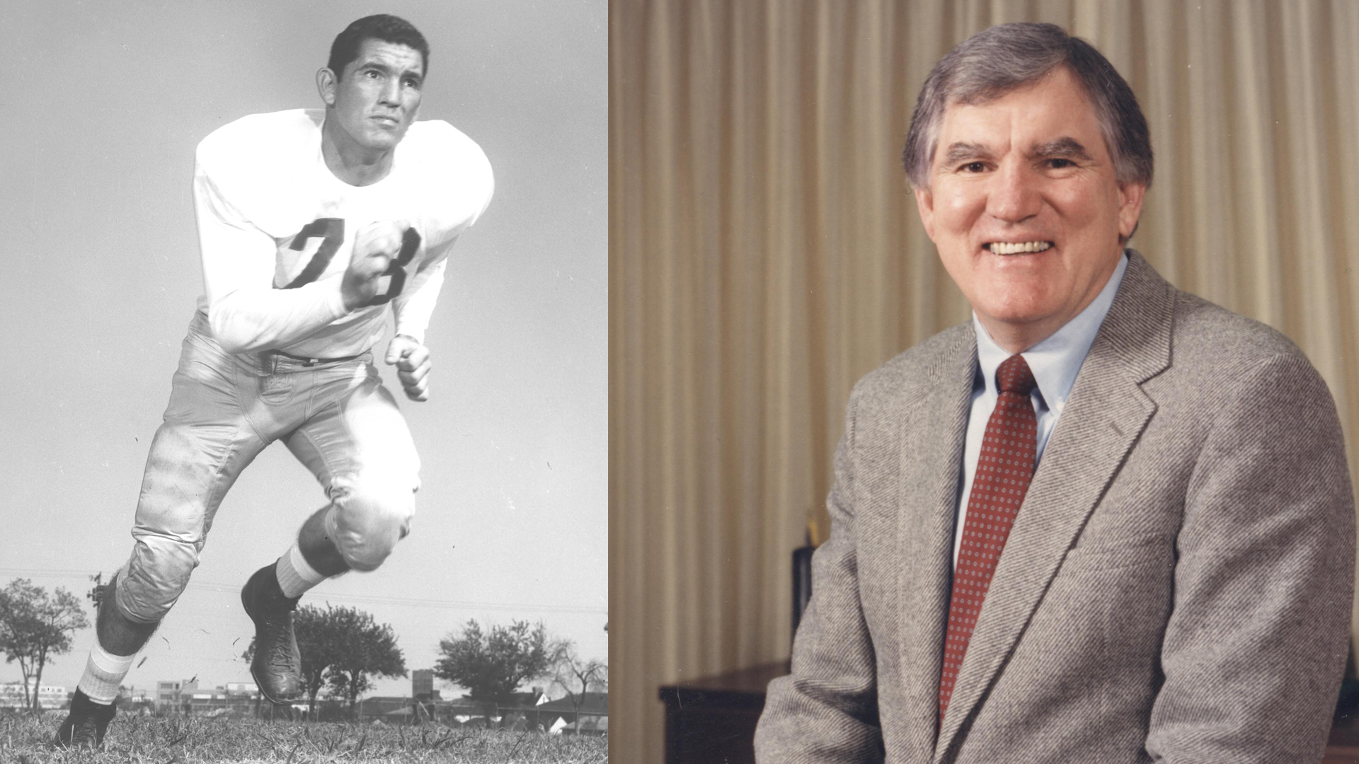 SMU remembers Forrest Gregg