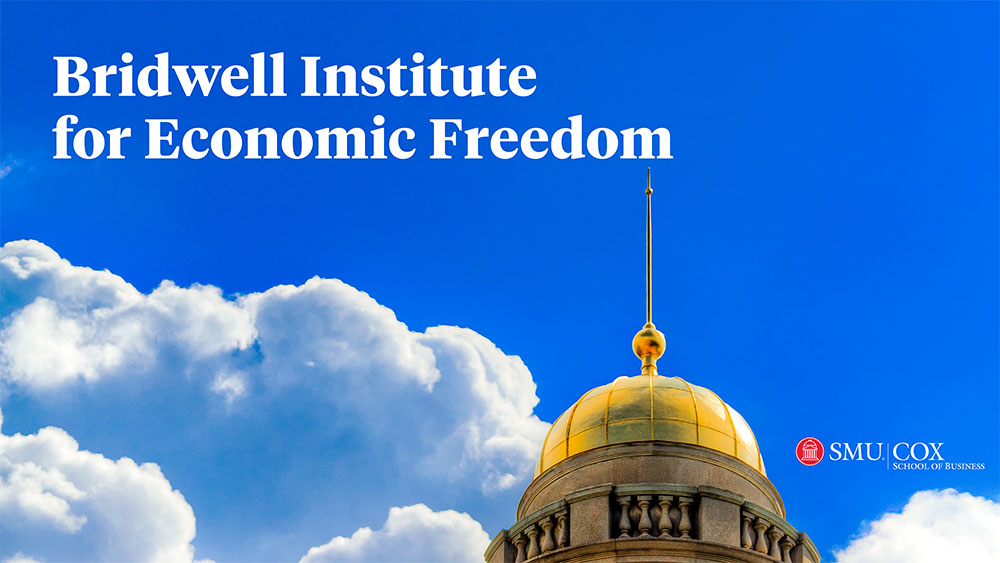 bridwell institute for economic freedom