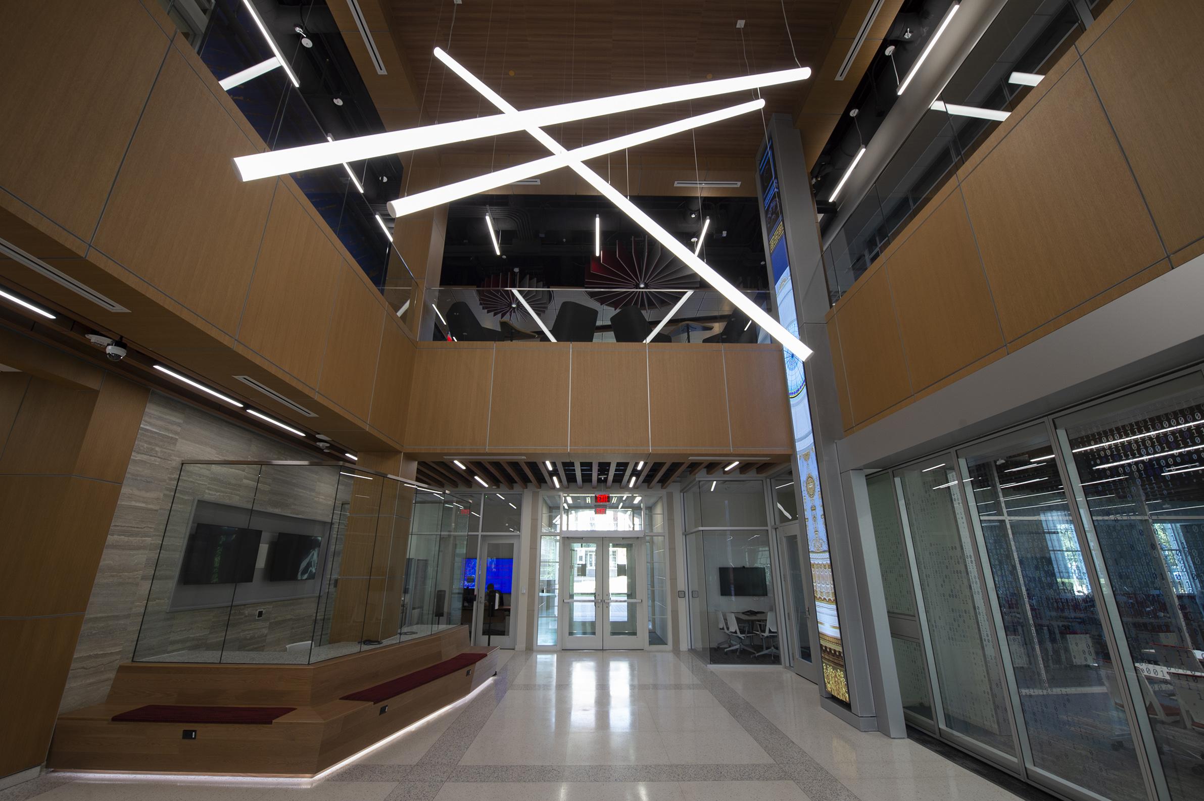 Ford Hall atrium