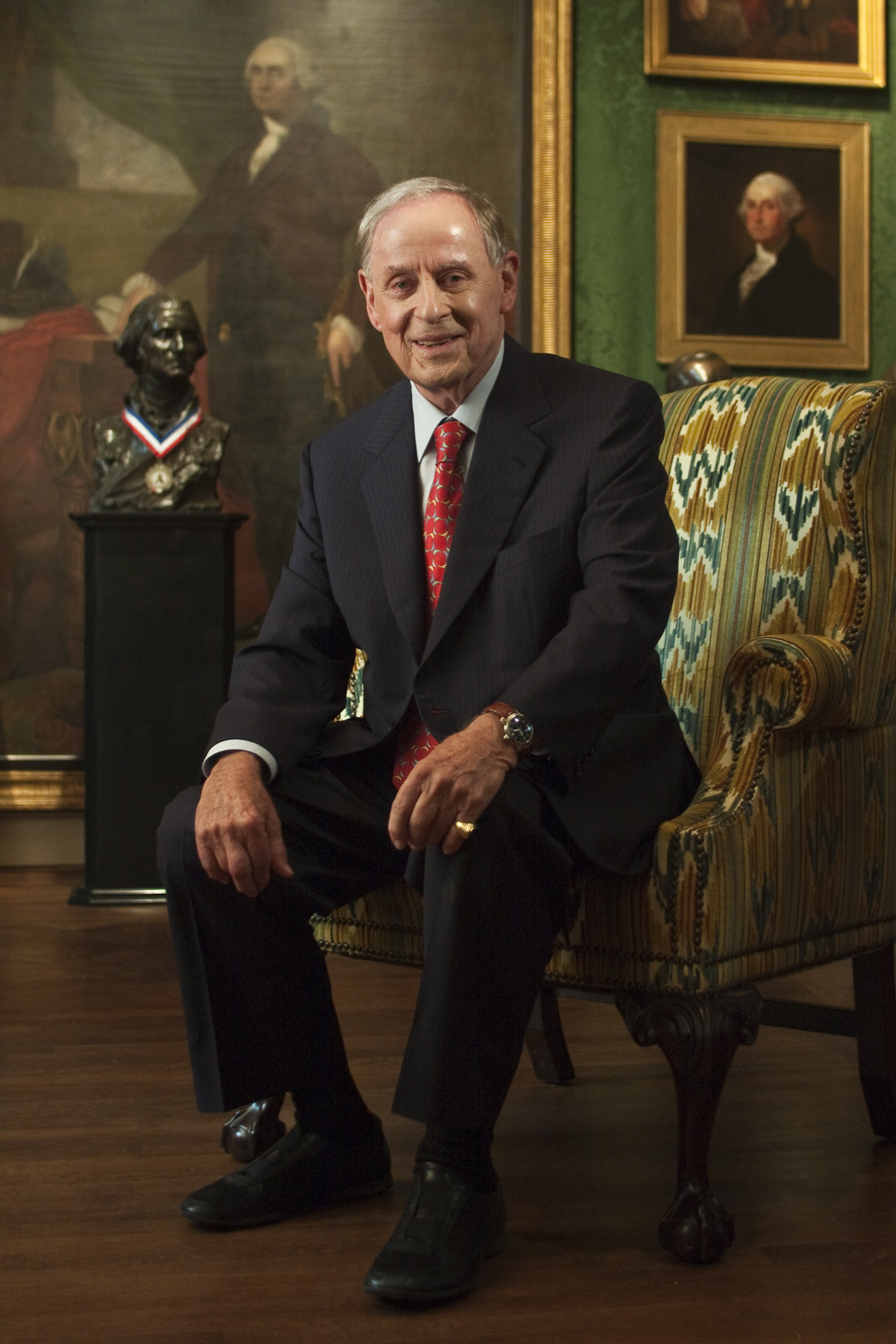 Cary Maguire, Sr., community leader