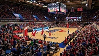Moody Coliseum at SMU