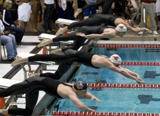 Men's Swimming and Diving 2009