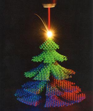 Engineering the perfect Christmas tree SMU