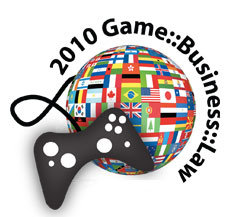 Game Business Law 2010 logo