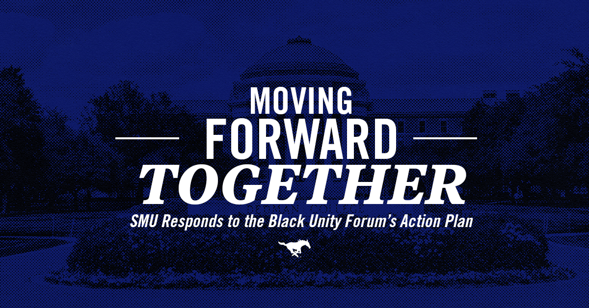 The University Response to the Black Unity Forum's Action Plan