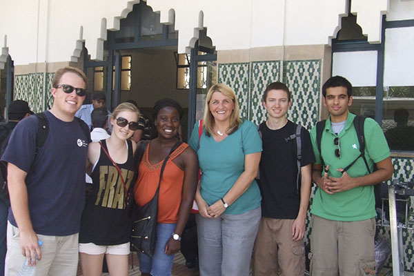 Ut faculty led study abroad